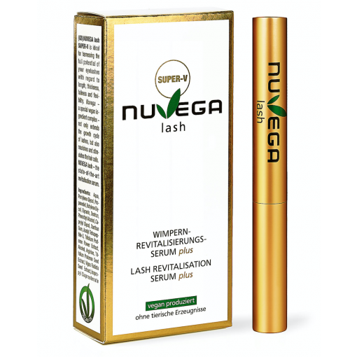 NUVEGA LASH Super-V WIMPERNSERUM - 3,0 ML