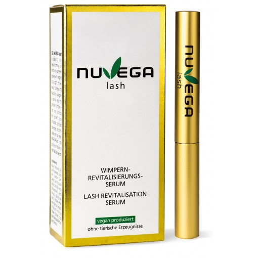 NUVEGA LASH VEGANES WIMPERNSERUM - 3,0 ML
