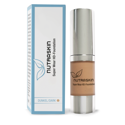 NUTRASKIN SUPER WEAR HD-FOUNDATION - 15 ML