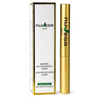NUVEGA LASH VEGANES WIMPERNSERUM 1,0 ML